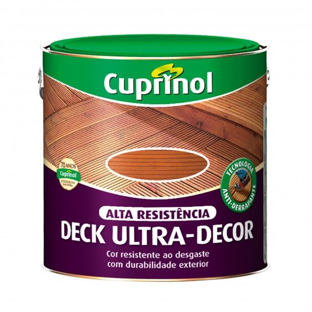 DECK ULTRADECOR TECA