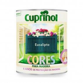 CUPRINOL CORES PARA MADEIRA - EUCALIPTO