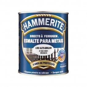 HAMMERITE DIRETO À FERRUGEM BRANCO