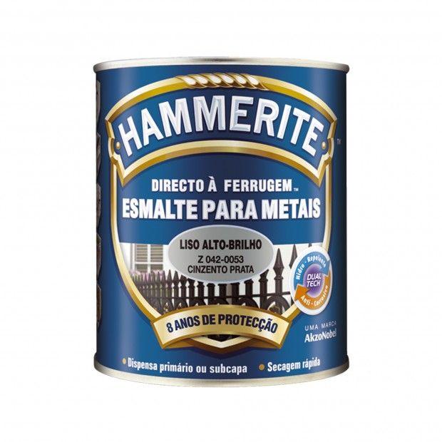 HAMMERITE DIRETO À FERRUGEM CINZENTO